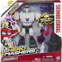 Transformers Megatron Hero Mashers Pzs Intercambiales Hasbro