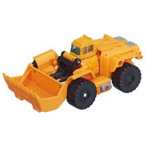 Nuevo Juguete Transformer Scoop, Original Hasbro Máquina