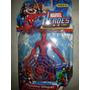 Muñeco De Spiderman ( Hombre Araña) Marvel Héroes Mide 15cm