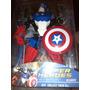 Super Heroes Desarmable ( Capitan America ) Lego Excelente