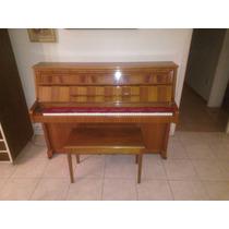 Piano Vertical Sauter Excelente Condición.1969 Serial45952