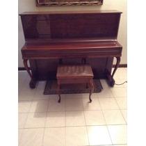 Piano Antiguo Alemán