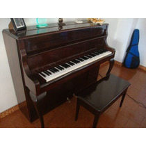 Piano Vertical Ingles Danemann,modelo Estd 1893,7 Octavas