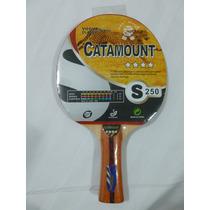 Raqueta De Ping Pong Giant Dragon Catamount 4 Estrellas.