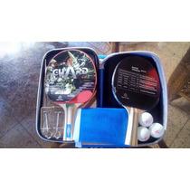 Set De Raquetas Para Ping Pong