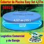 Cobertor Para Piscinas Inflables 457 Cm Intex Bestway 58920