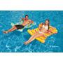 Colchon Flotador Tumbona Para Piscina Y Playa Intex