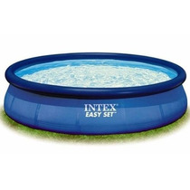 Piscina Intex 3.05 X 0.76 Mts Borde Inflable Easy Set