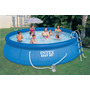 Piscina De Borde Inflable 457cm X 107cm Intex (12.500 Ltrs)
