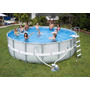 Piscina De Tubo 4.88x1.22m Intex Ultra Frame