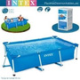 Piscina Intex Rectangular 2.2 X 150 X 60 Cm