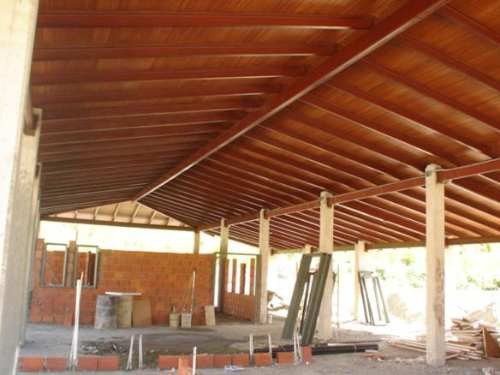 pisos de madera techos laminados parquet machiembrado