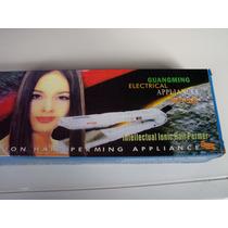 Plancha Para El Cabello Guangming 110v-220v50hz 100w 200g
