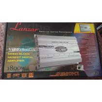Planta Monoblock Lanzar Vibe 1800 Watts Model 1801dn (nueva)