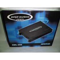 Amplificador Saga Audio Planta De Carro Hml-305 2400w