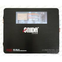 Amplificador Planta Monoblock 2000w 1000rms Solo Para Bajos