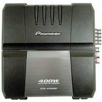 Planta Amplificador Marca Pioneer 400w 4 Canales En Puente