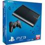 Playstation 3 De 500 Gb, Super Slim+ 3 Juegos 1 Control