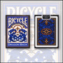 Cartas/barajas Bicycle Dragon Blue.magia Y Juego.made In Usa