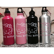 Termo Hello Kitty En Aluminio