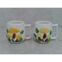 Tazas De Porcelana