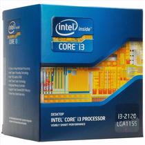 Procesador Intel Core I3-2120 3.30 Ghz 3mb Cache Lga1155 New