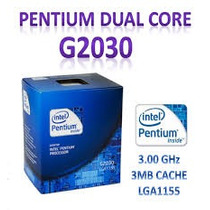 Procesador Intel Core Pentium G2030