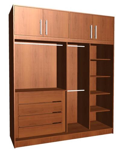 Carpinteria como hacer tu propio closet for Zapateras de madera sencillas