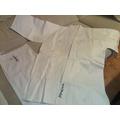 Karategui,kimonos,uniforme,niños Talla 2 Y2,5,liviano Blanc