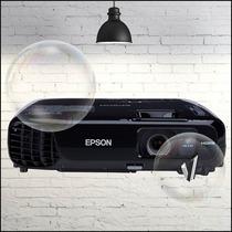 Proyector Video Beam Epson Powerlite S18+ 3000 Lumenes Hdmi
