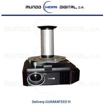 Base D Techo Universal Para Video Beam/proyector