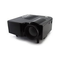 Proyector Video Beam Led Lector Sd Usb Entrada Rca Hasta 80