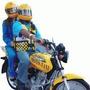 Talonario De 50 Recibos Para Mototaxi A Color Solo Envios