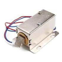 Hembrilla Cerradura Eléctrica / Eléctronica 12v Control Rfid