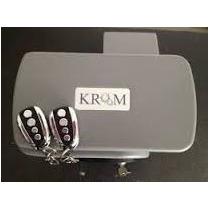 Kit Motor Para Porton Electrico Corredizo Krom 600 Kg