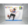 Silla Sillon Puff Inflable Balon Futbol Basquet Beisbol Intx