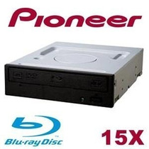 Quemadora Bluray Dl Pioneer 15x 3d Dvd Cd Sata Interna