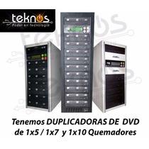 Duplicador Dvd/cd/xbox 1x7 Sata Nuevos Somos Tienda - Envíos