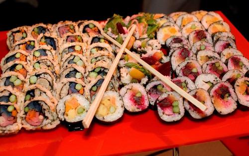 Recetas De Sushi! Comida Japonesa! Rol, Temakis Conos