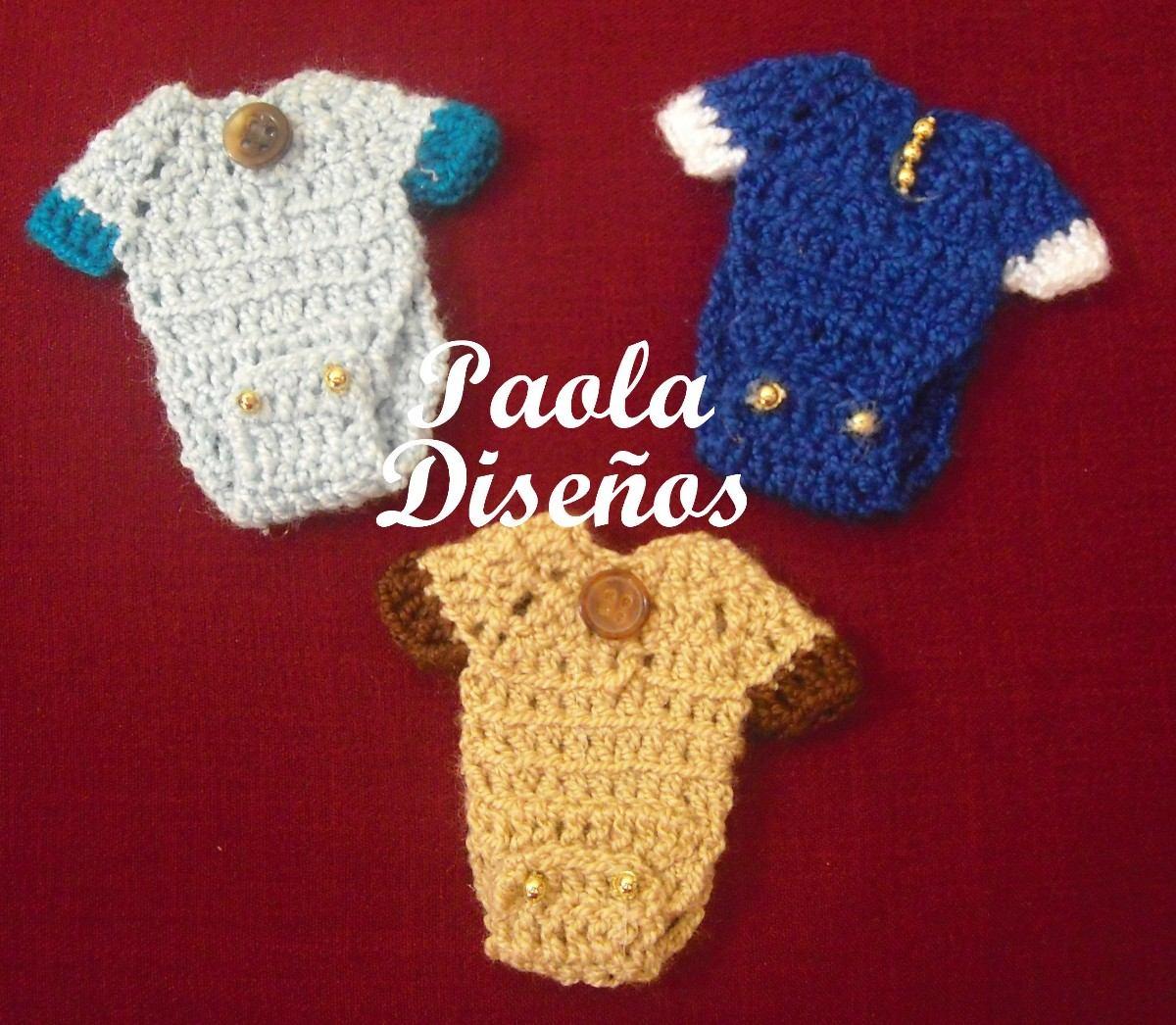 Recuerdos para baby shower tejidos - Imagui