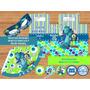 Kit De Fiesta Imprimible Monster University Personalizado