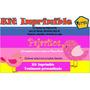 Kit Imprimible Pajaritos,niña,tarjeta, Invitaciones,diseña