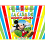 Kit De Fiesta Imprimible Mickey Mouse Personalizado