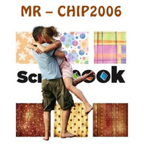 24.000 Plantillas Scrapbook Decoupage Marcos + Envio Gratis