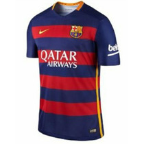 Franela Futbol Barcelona Local 2015-2016