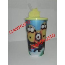 Coolers Minions, Toy Story, Spiderman, Mickey, Con Tapa Y P.