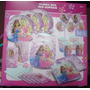 Kit Para Fiestas Combo Niñas Barbie
