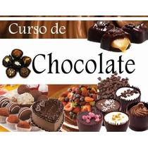Manual Todo Con Chocolate,preparación, Recetas Paso A Paso
