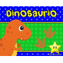 Kit Imprimible Dinosaurios Diseñá Tarjetas, Cumples Y Mas