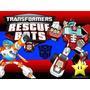 Kit Imprimible Transformers Rescue Bots Cotillon Fiesta